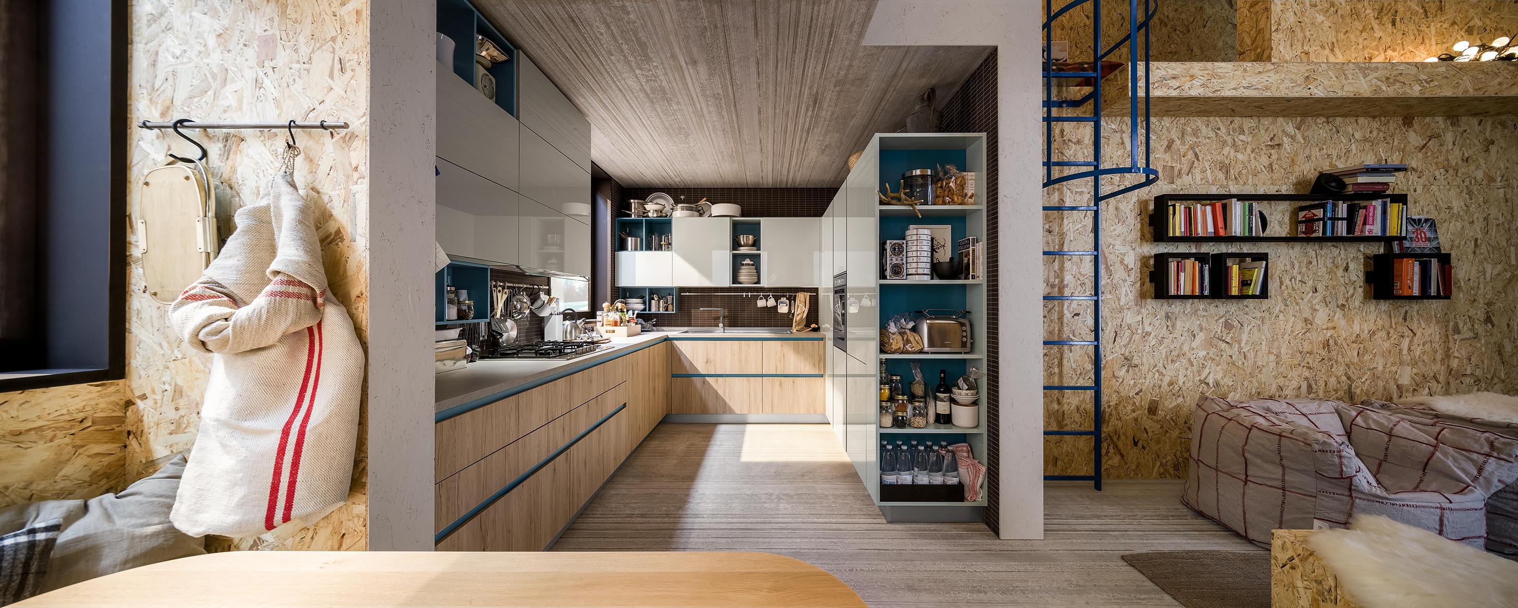 START-TIME.GO - Einbauküchen von Veneta Cucine | Architonic