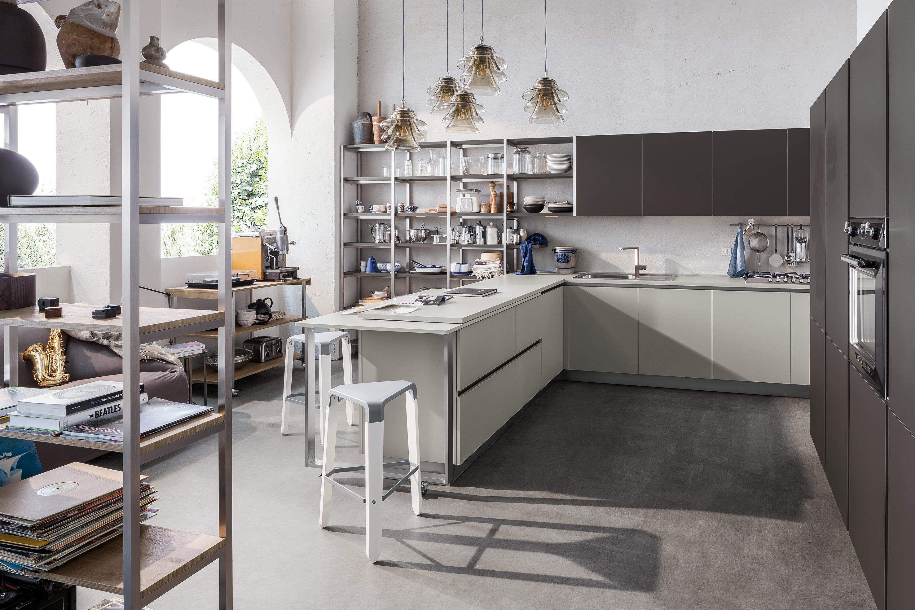 START-TIME.J - Cucine a parete Veneta Cucine | Architonic