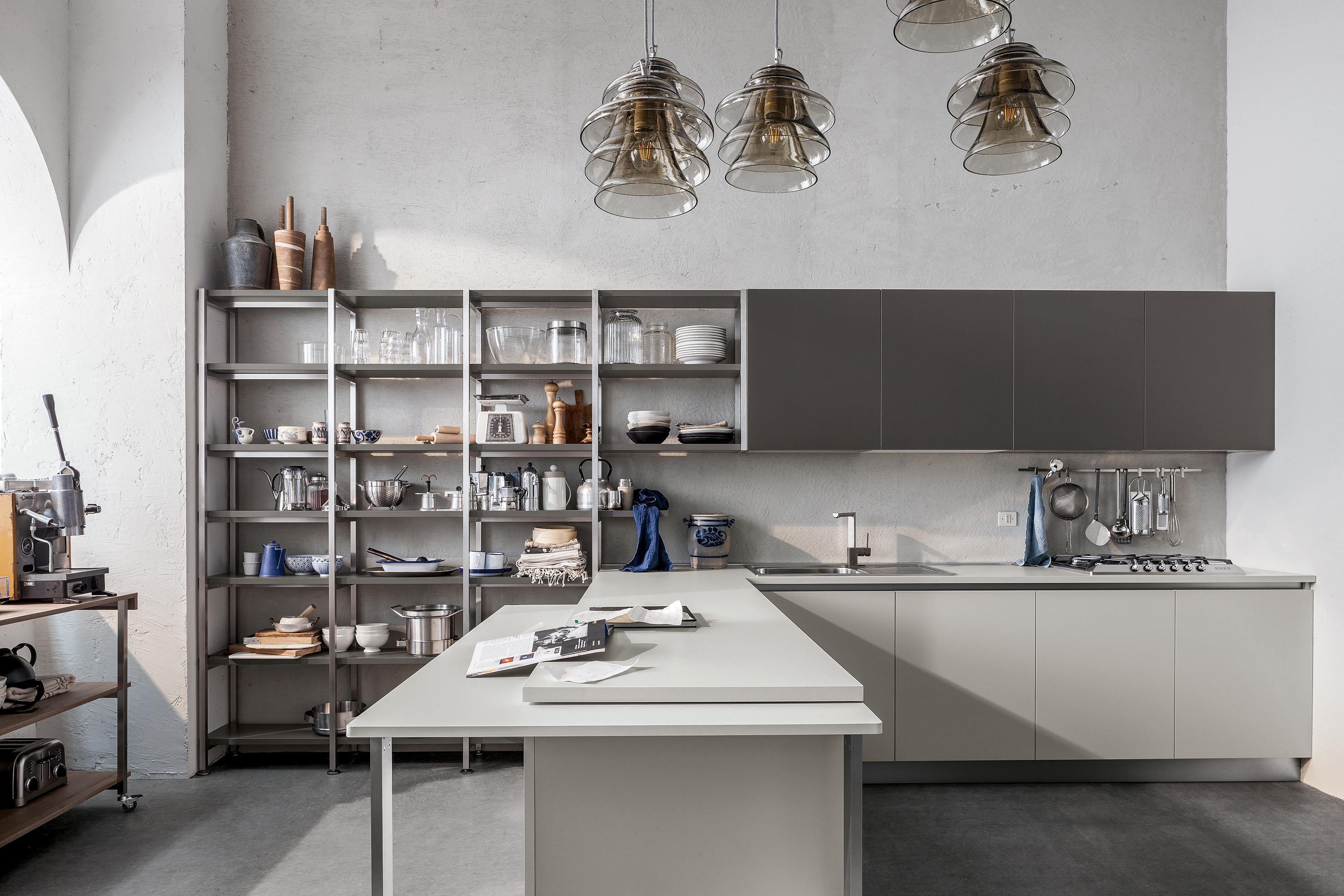 start time j fitted kitchens from veneta cucine architonic. Black Bedroom Furniture Sets. Home Design Ideas