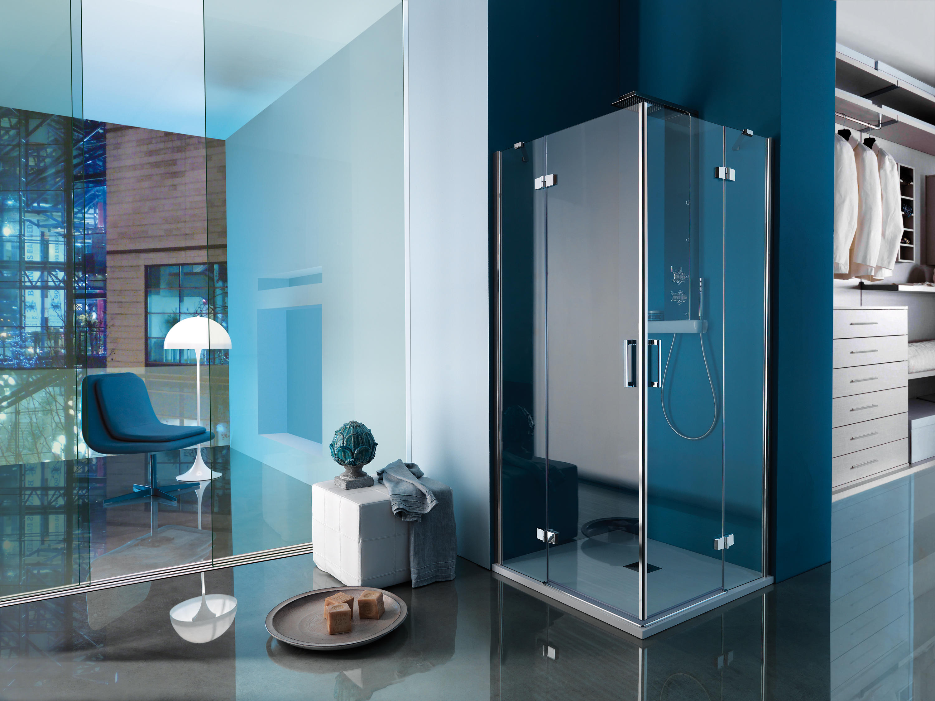 GRAND POLARIS - Shower screens from SAMO | Architonic