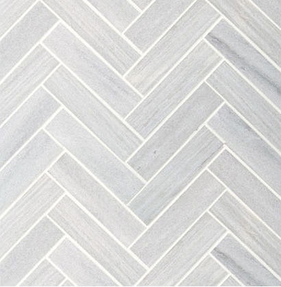 Modern Core Line Ash Gray 1x4 Herringbone Natural