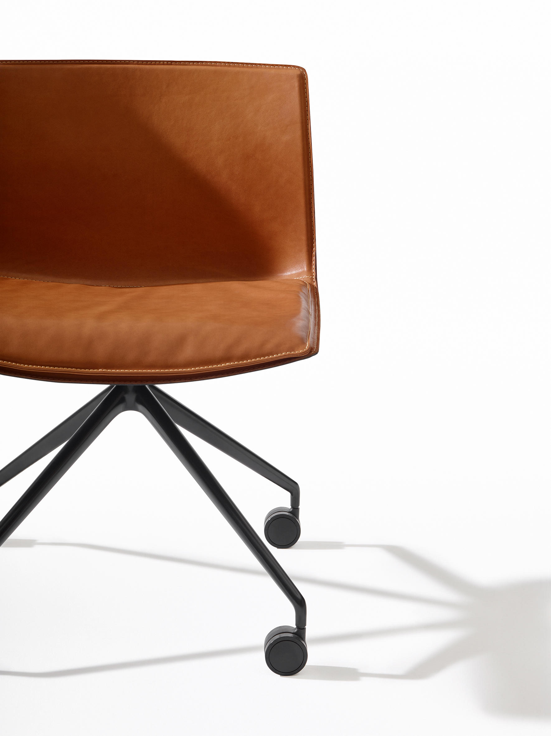 CATIFA 53 NEW EDITION Task chairs from Arper