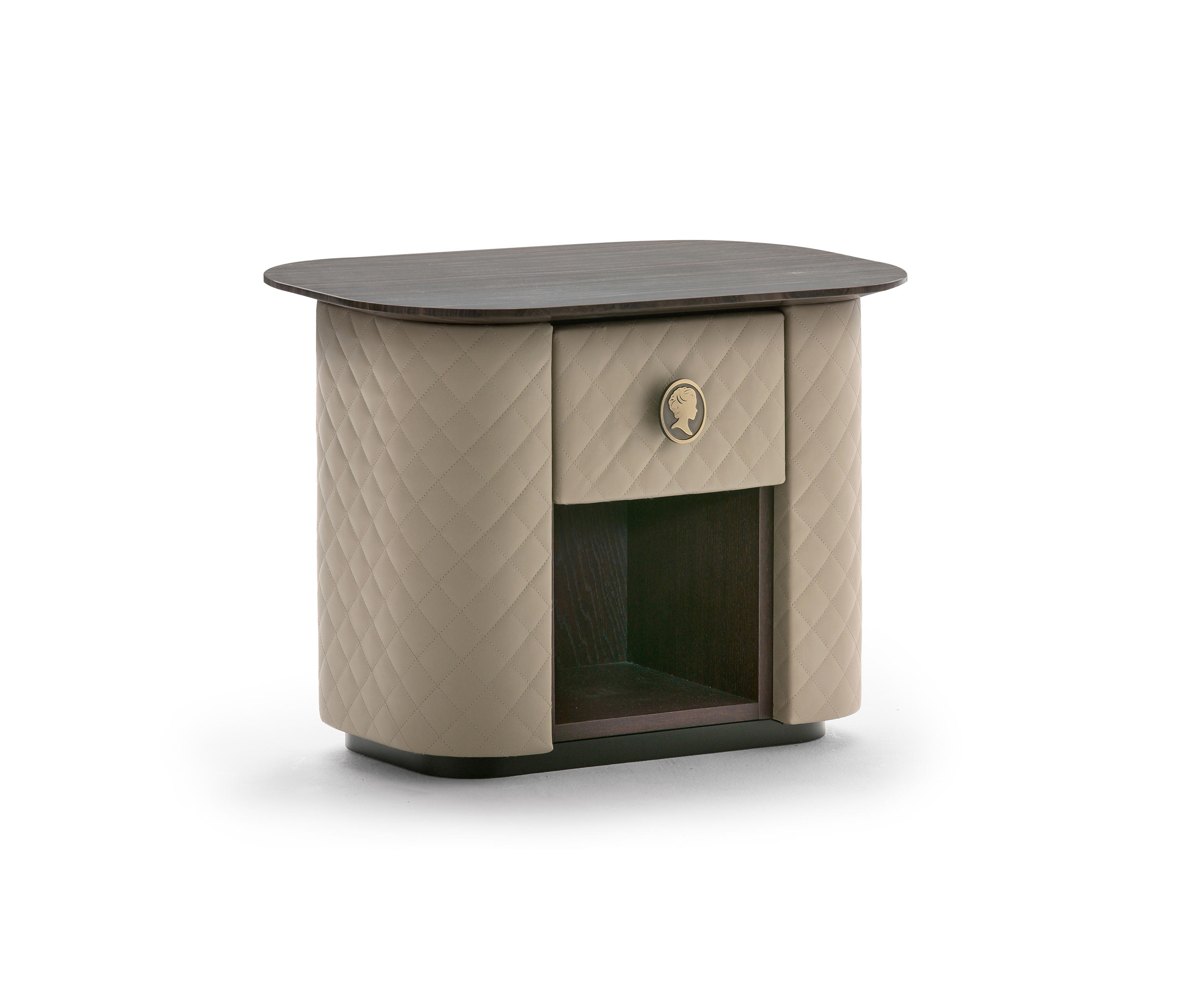 Penelope Bedside Table By Alberta Pacific Furniture Night Stands