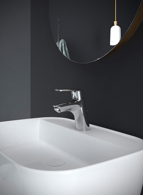 spot lavabo cromo wash basin taps from fima carlo frattini
