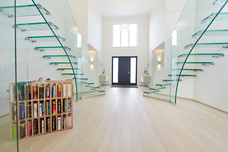mistral twin glastreppen von siller treppen architonic. Black Bedroom Furniture Sets. Home Design Ideas