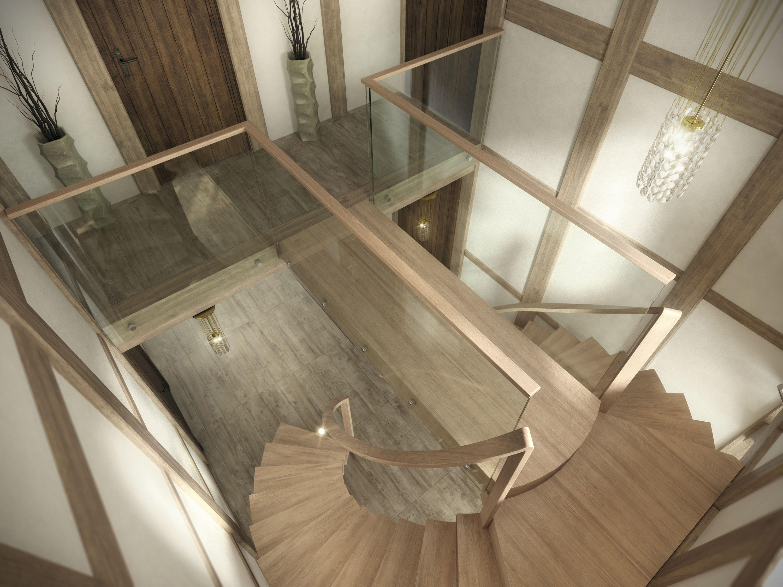 anaconda holztreppen von siller treppen architonic. Black Bedroom Furniture Sets. Home Design Ideas
