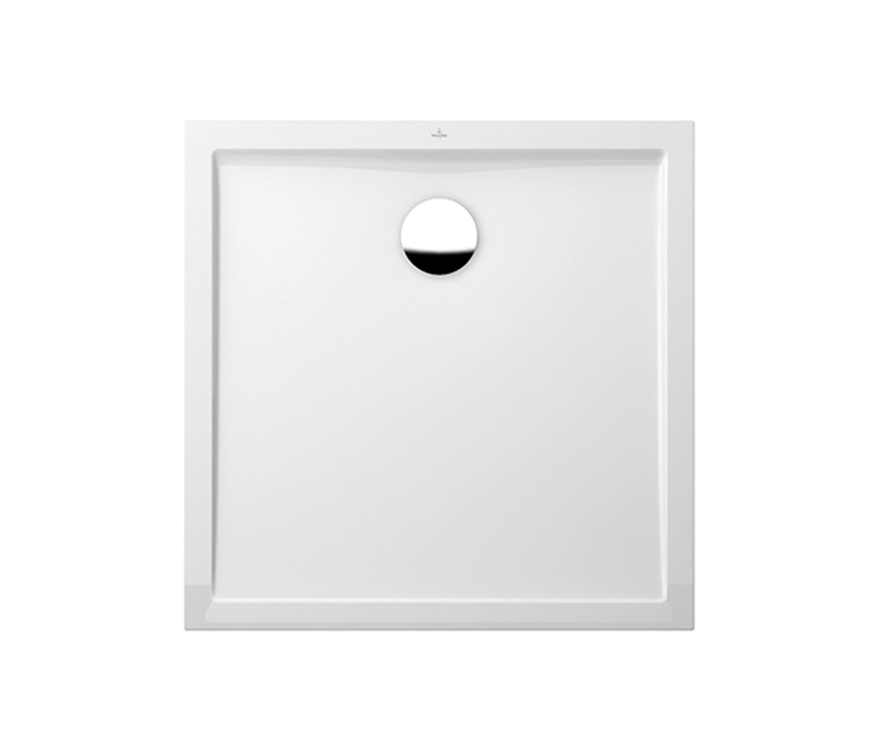 FUTURION FLAT SHOWER TRAY - Shower trays from Villeroy & Boch ...