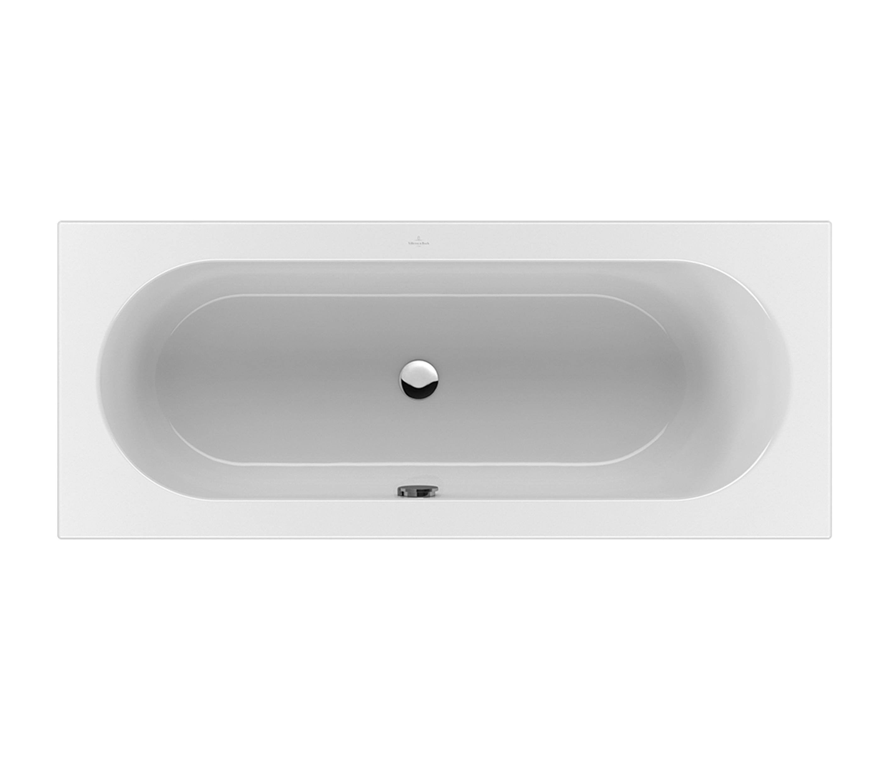 Loop friends vasca da bagno vasche ad incasso villeroy - Vasca da bagno villeroy e boch ...
