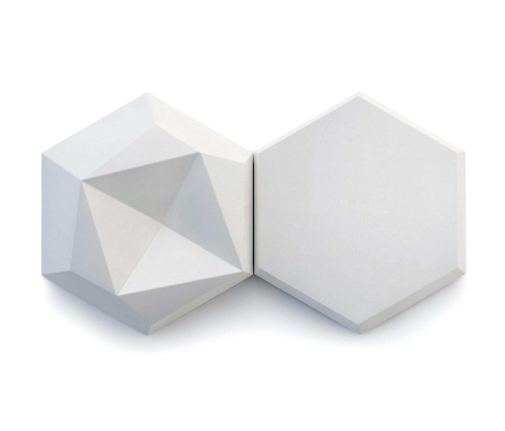 Edgy Concrete Tiles From Kaza Architonic