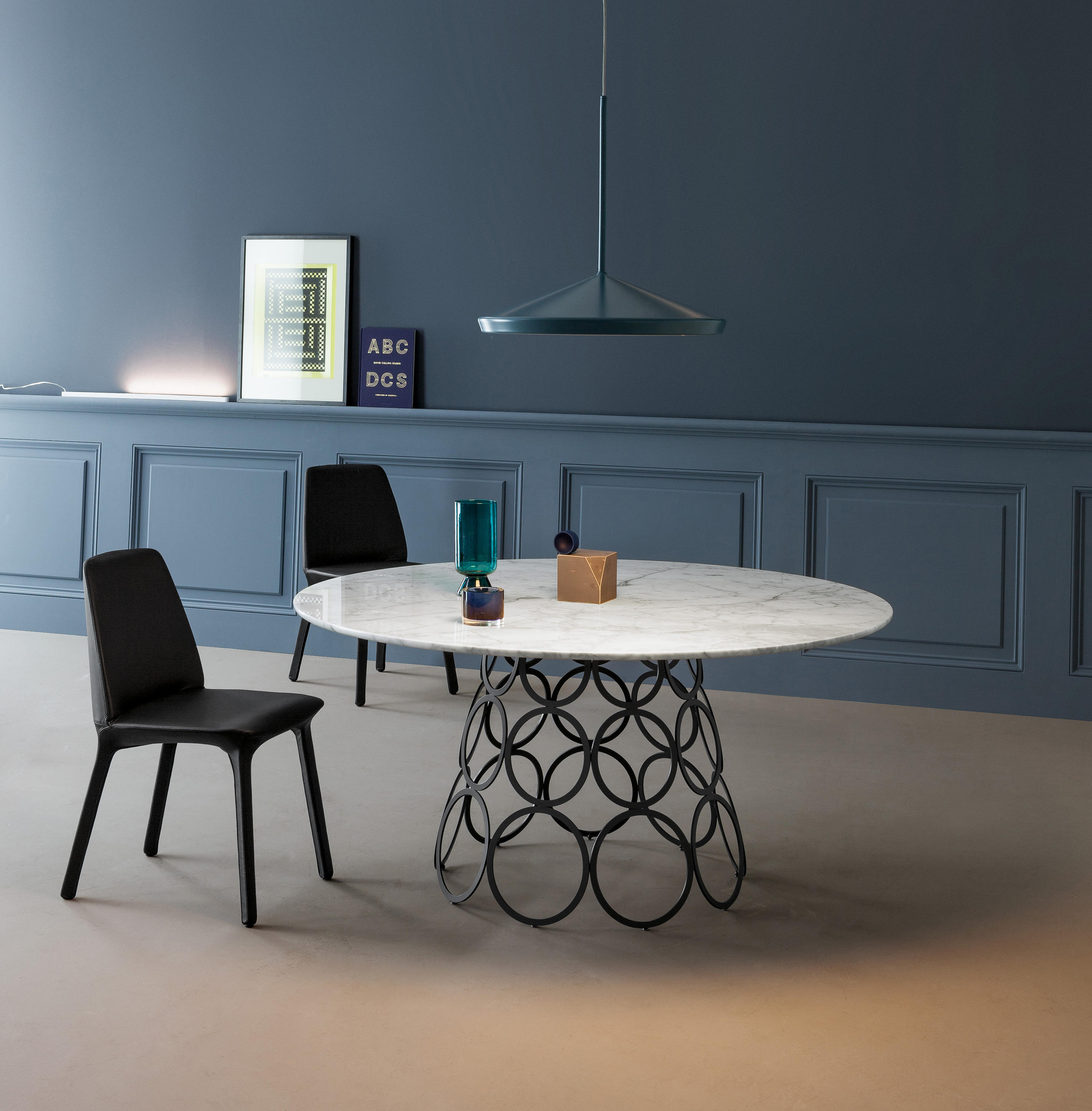 HULAHOOP - Dining tables from Bonaldo