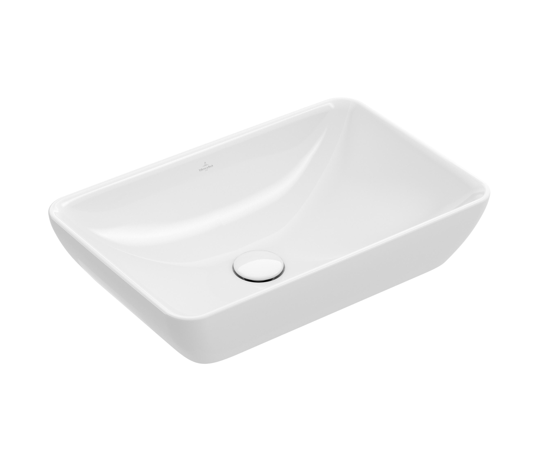 Venticello lavabo sobre encimera semiencastrado lavabos for Lavabo semiencastrado