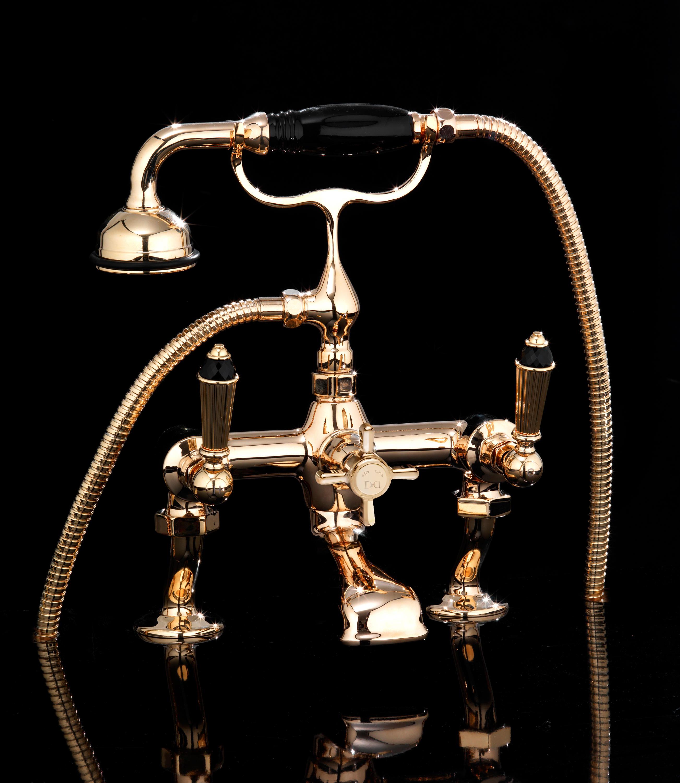 black diamond bath and shower mixer bath taps from devon devon black diamond bath and shower mixer by devon devon bath taps