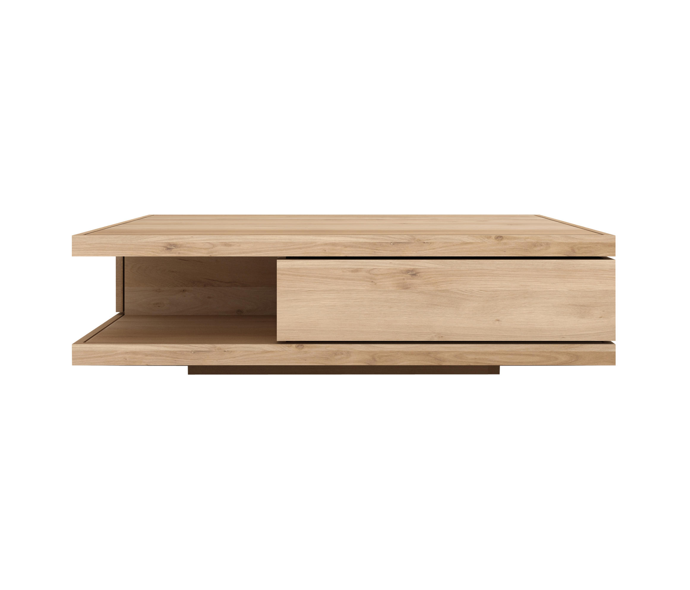 Exceptionnel ... Oak Flat Coffee Table By Ethnicraft   Coffee Tables