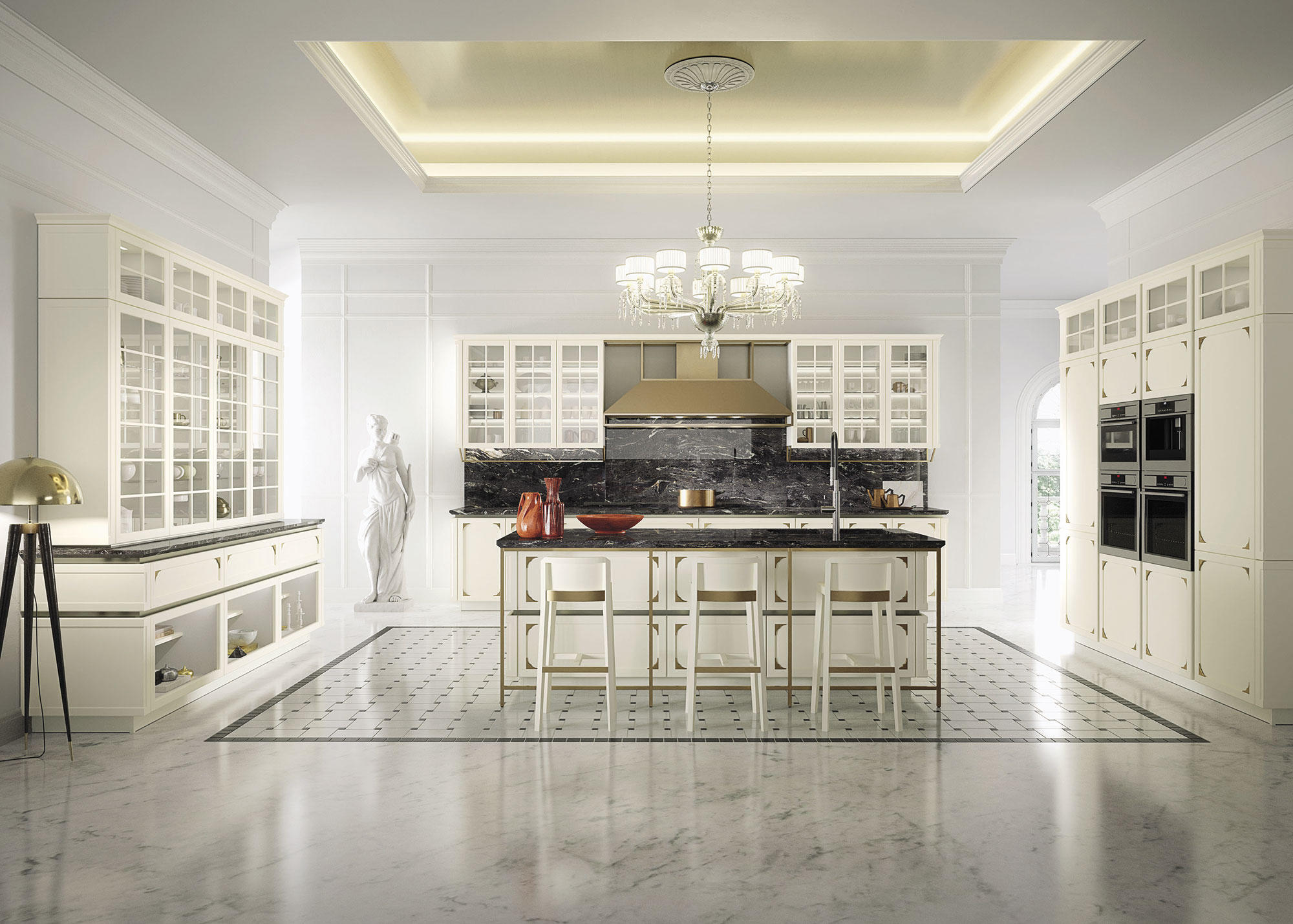 KELLY - Fitted kitchens from Snaidero | Architonic