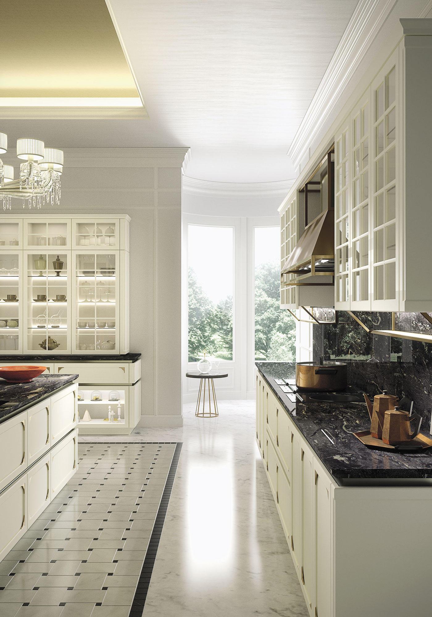Kelly Cocinas Integrales De Snaidero Architonic