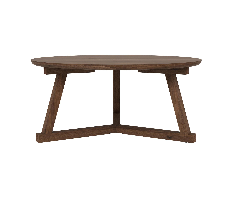 Ethnicraft Black Coffee Table: Tables Basses De Ethnicraft