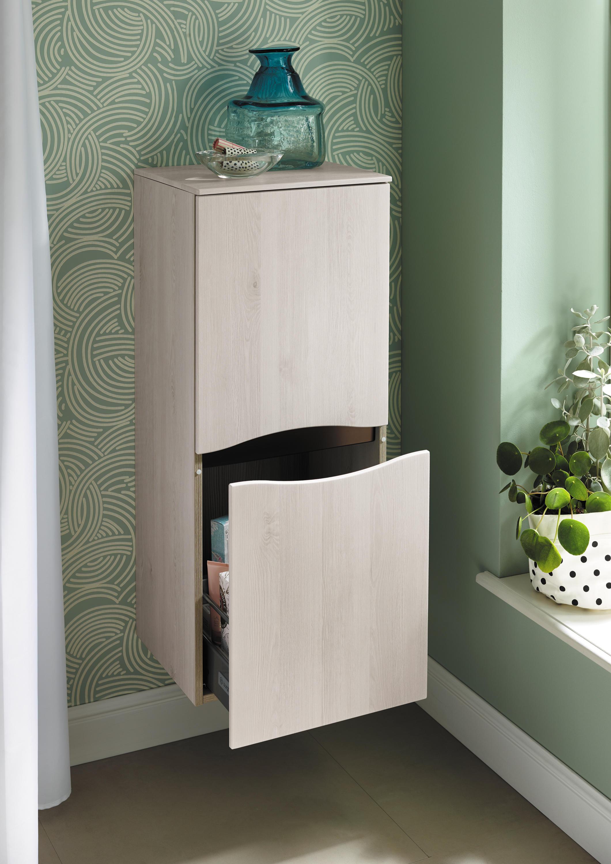 sinea 2 0 mid height cabinet contenitori bagno burgbad architonic. Black Bedroom Furniture Sets. Home Design Ideas