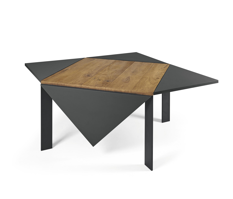 Loto table esstische von lago architonic for Lago villa del conte