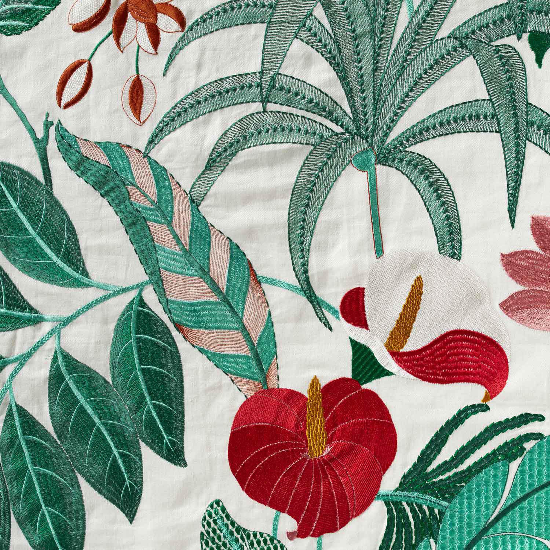 Hibiskus 10579 49 tejidos para cortinas de nobilis - Tejidos de cortinas ...