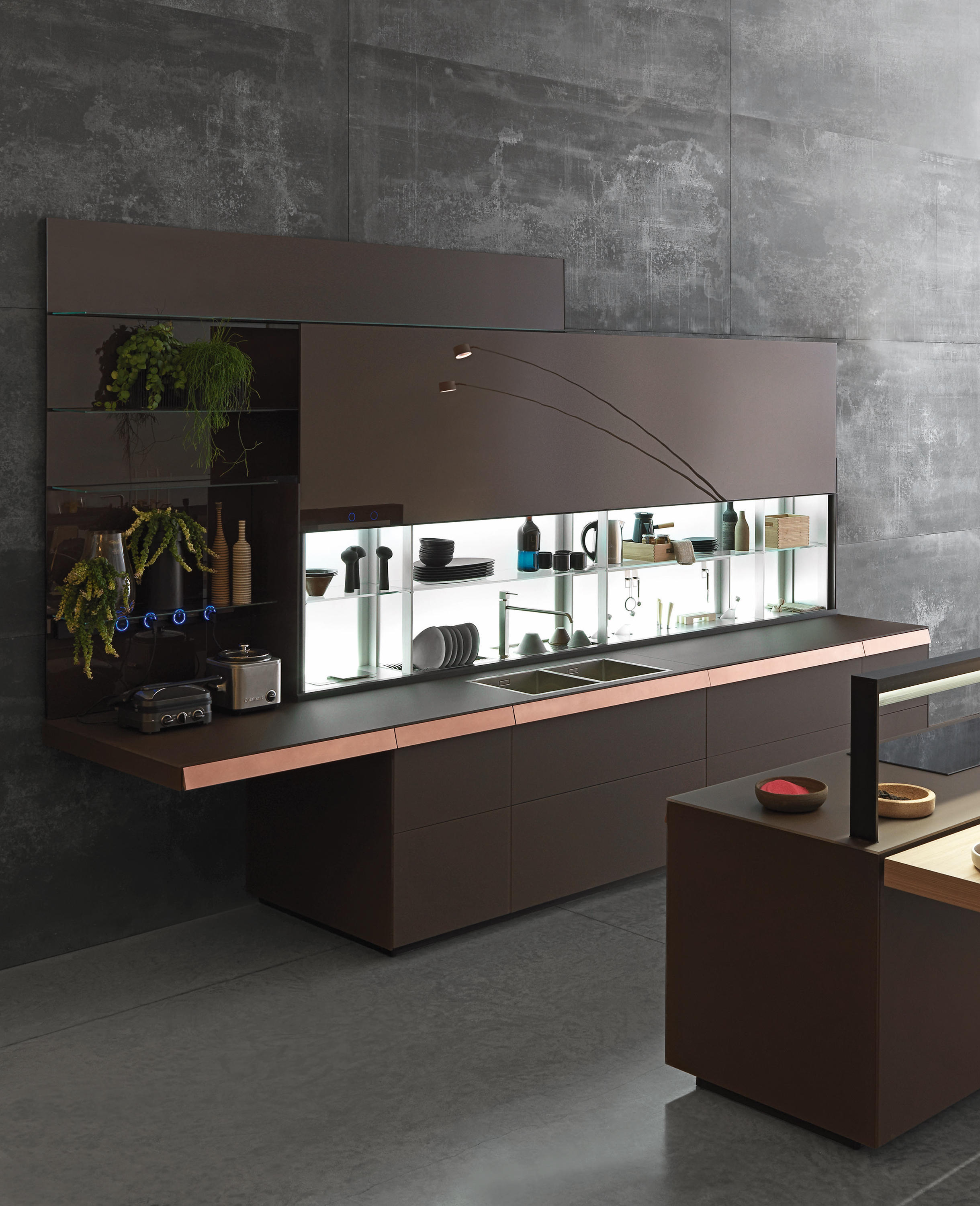 european kitchen designs 2016 genius loci with copper drawer fitted kitchens from 158