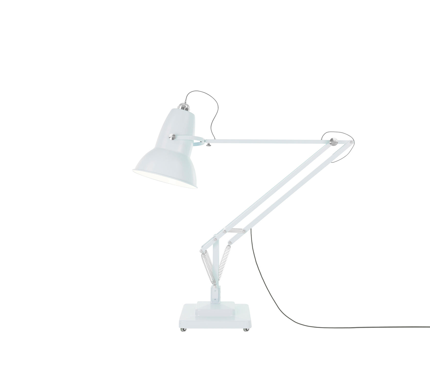 Original 1227 giant outdoor floor lamp freestanding floor lamps from anglepoise architonic - Giant anglepoise lamp ...