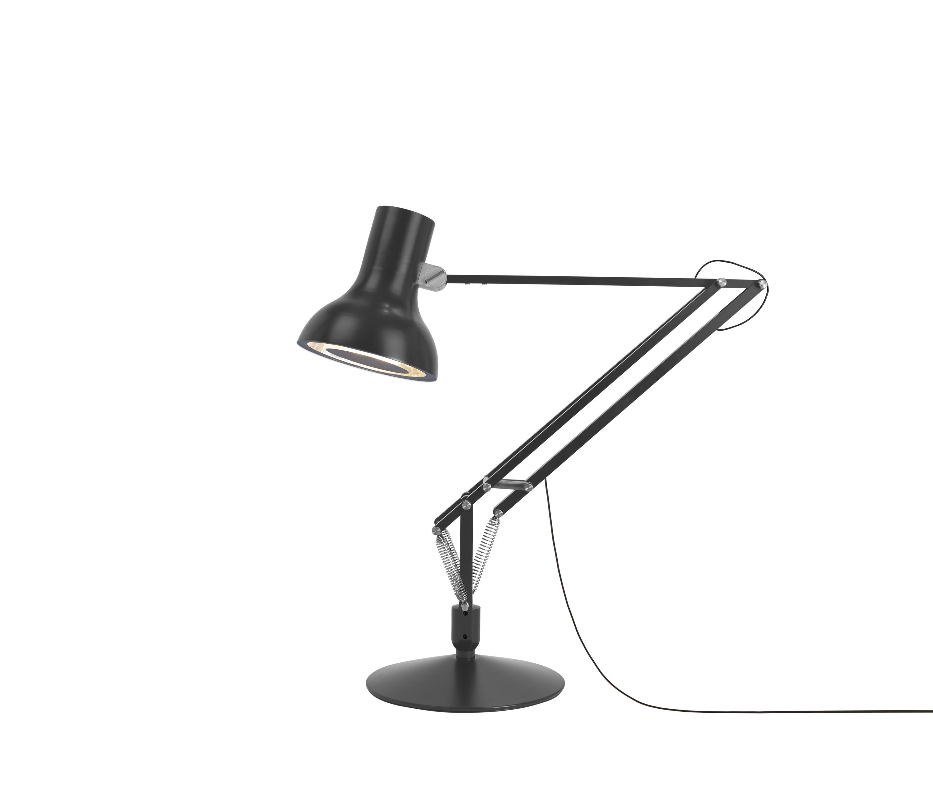 Anglepoise floor lamp b and q a large herbert terry anglepoise anglepoise floor lamp b and q type giant floor lamp general lighting from anglepoise architonic aloadofball Image collections