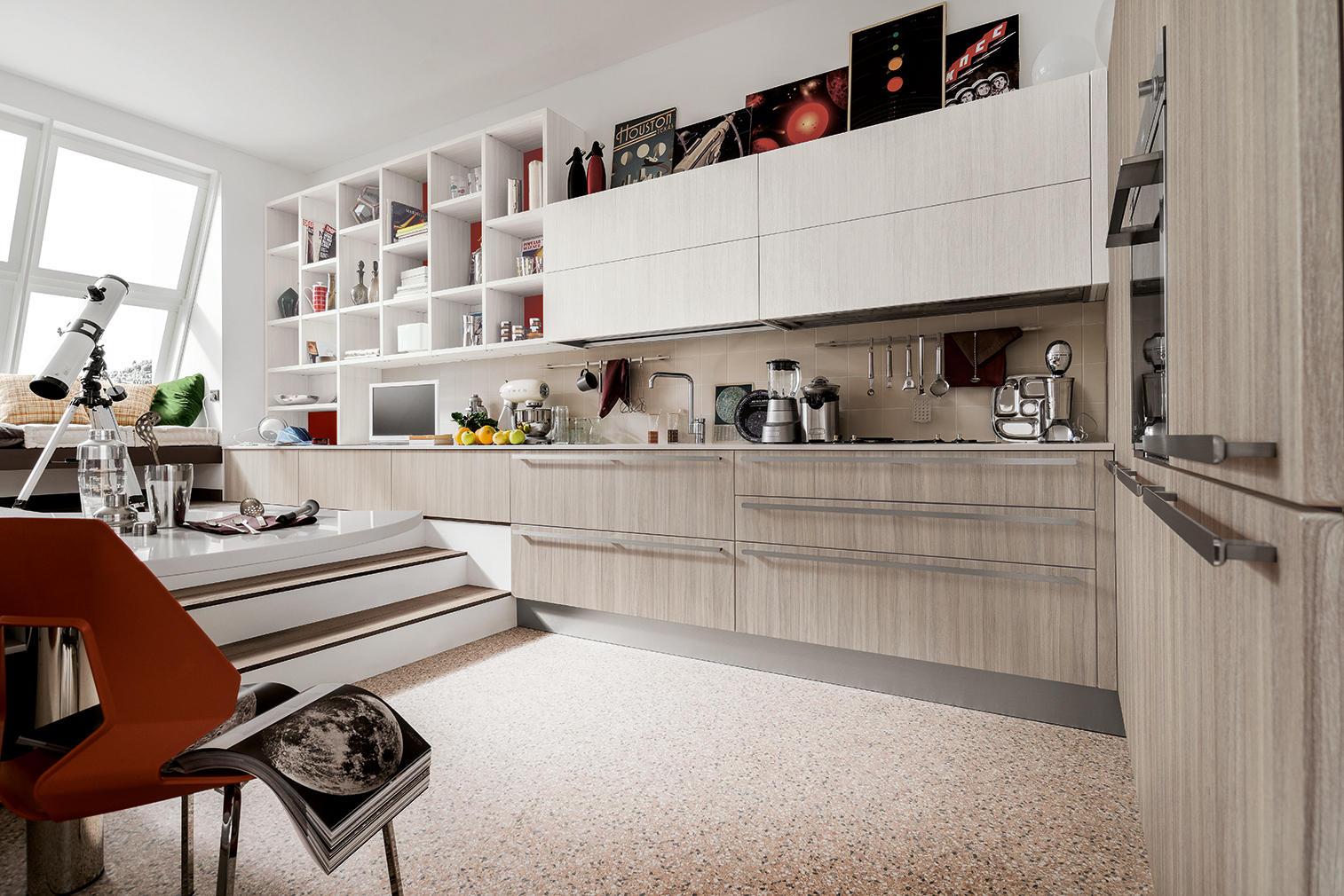 Veneta Cucine Carrera.Carrera Fitted Kitchens From Veneta Cucine Architonic