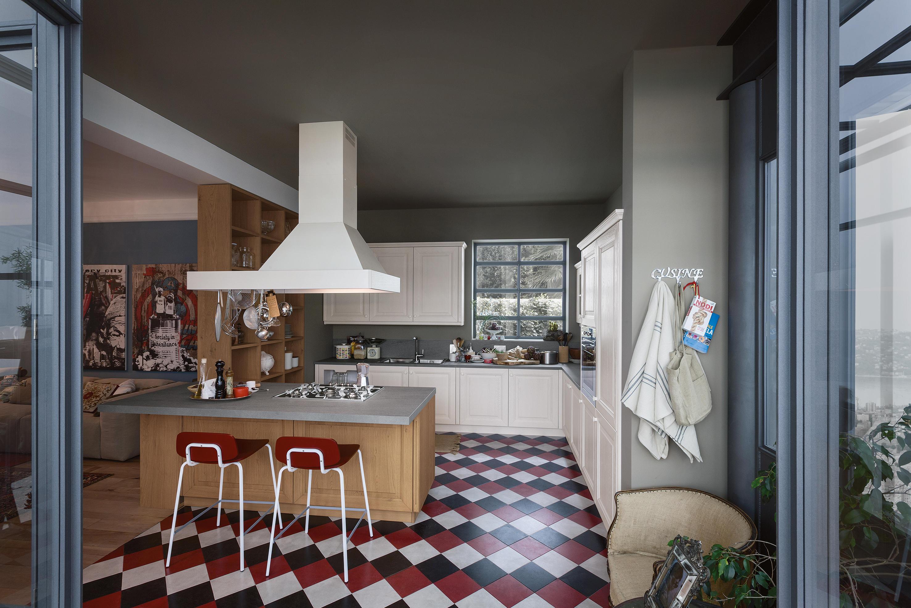 pavese lots de cuisine de veneta cucine architonic. Black Bedroom Furniture Sets. Home Design Ideas