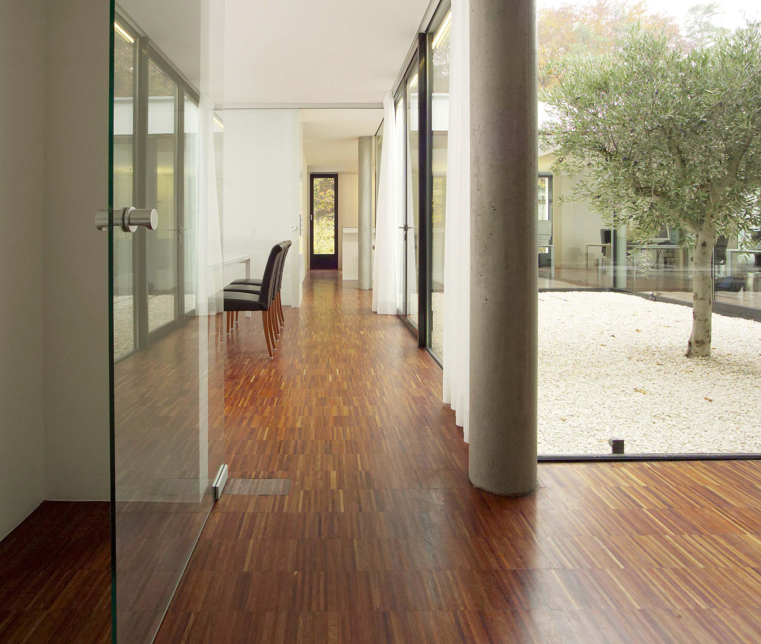 Edge Grain Fumed Oak Wood Flooring From Kaswell Flooring
