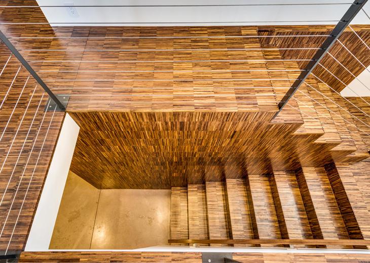Edge Grain Fumed Oak Wood Flooring From Kaswell Flooring