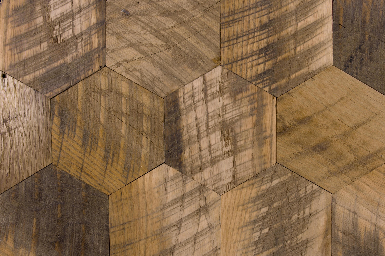 Fir End Grain Hexagon Wood Flooring From Kaswell