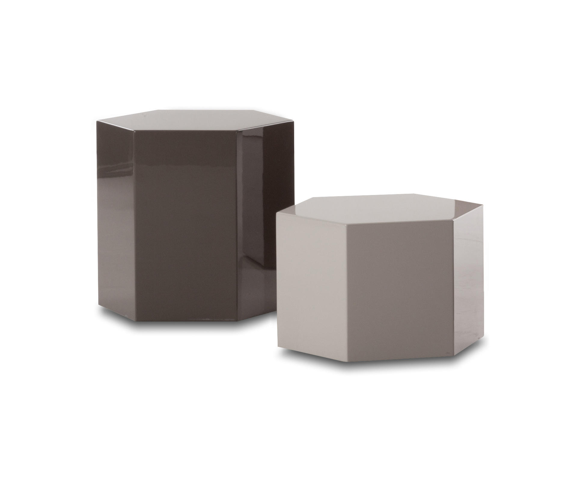 AERON OUTDOOR ACCENT TABLES Side tables from Minotti