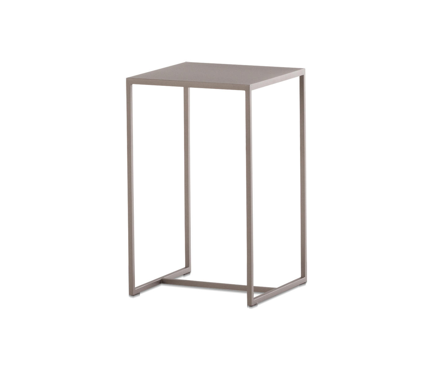 Merveilleux Duchamp Bronze Side Table By Minotti | Side Tables