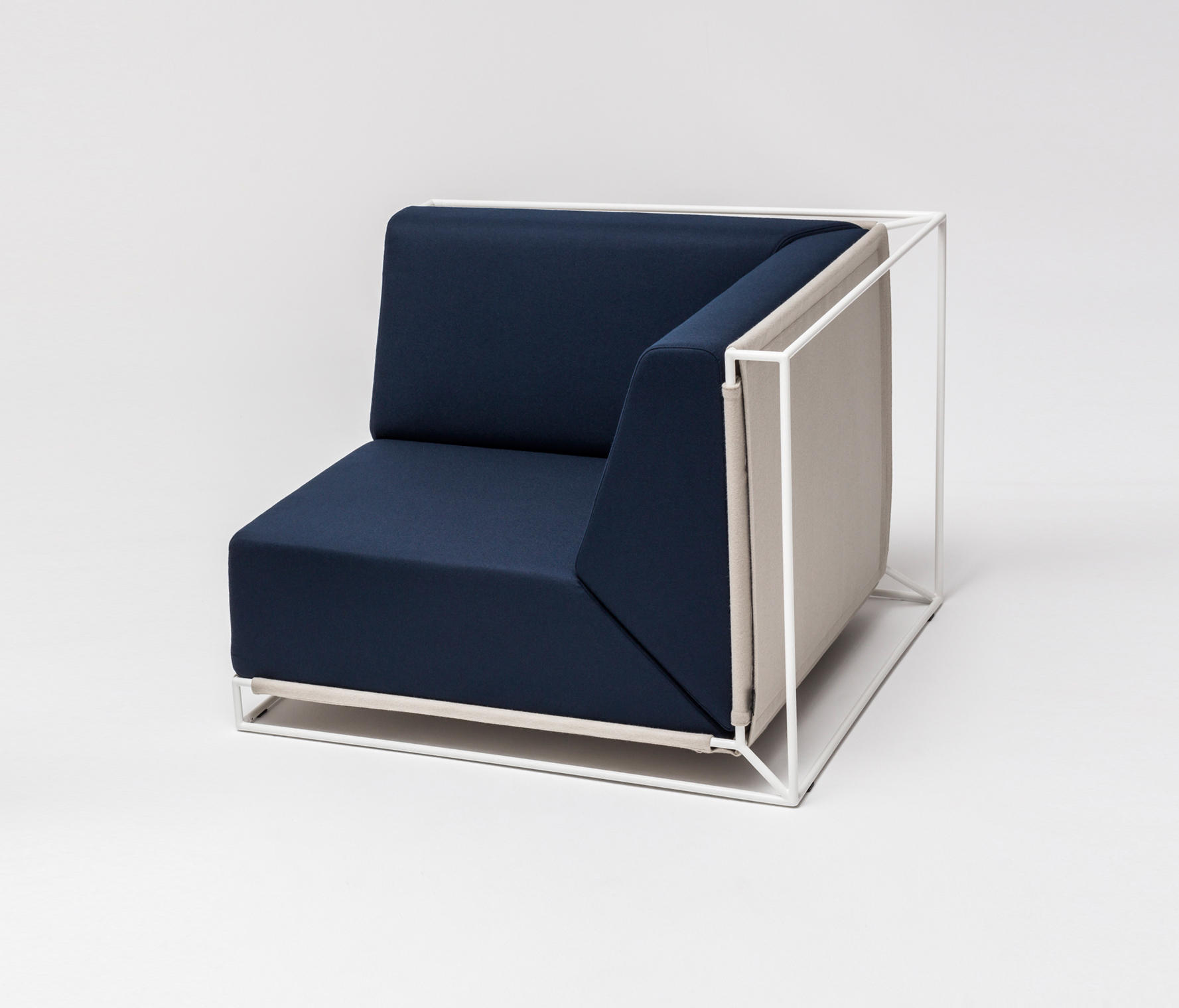 Floating Armchair By Comforty | Modular Seating Elements