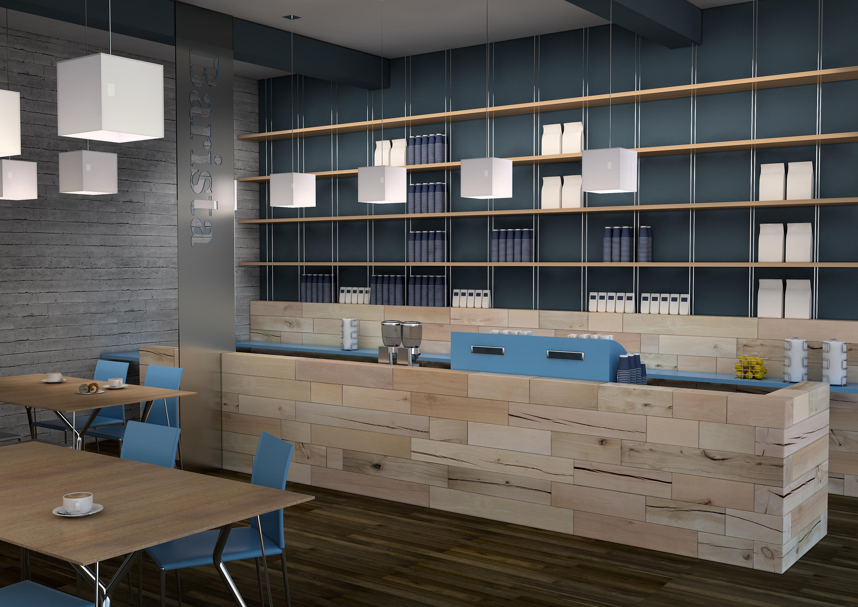 CRAFTWAND®   Coffee Shop Design | Bar Counters | Craftwand
