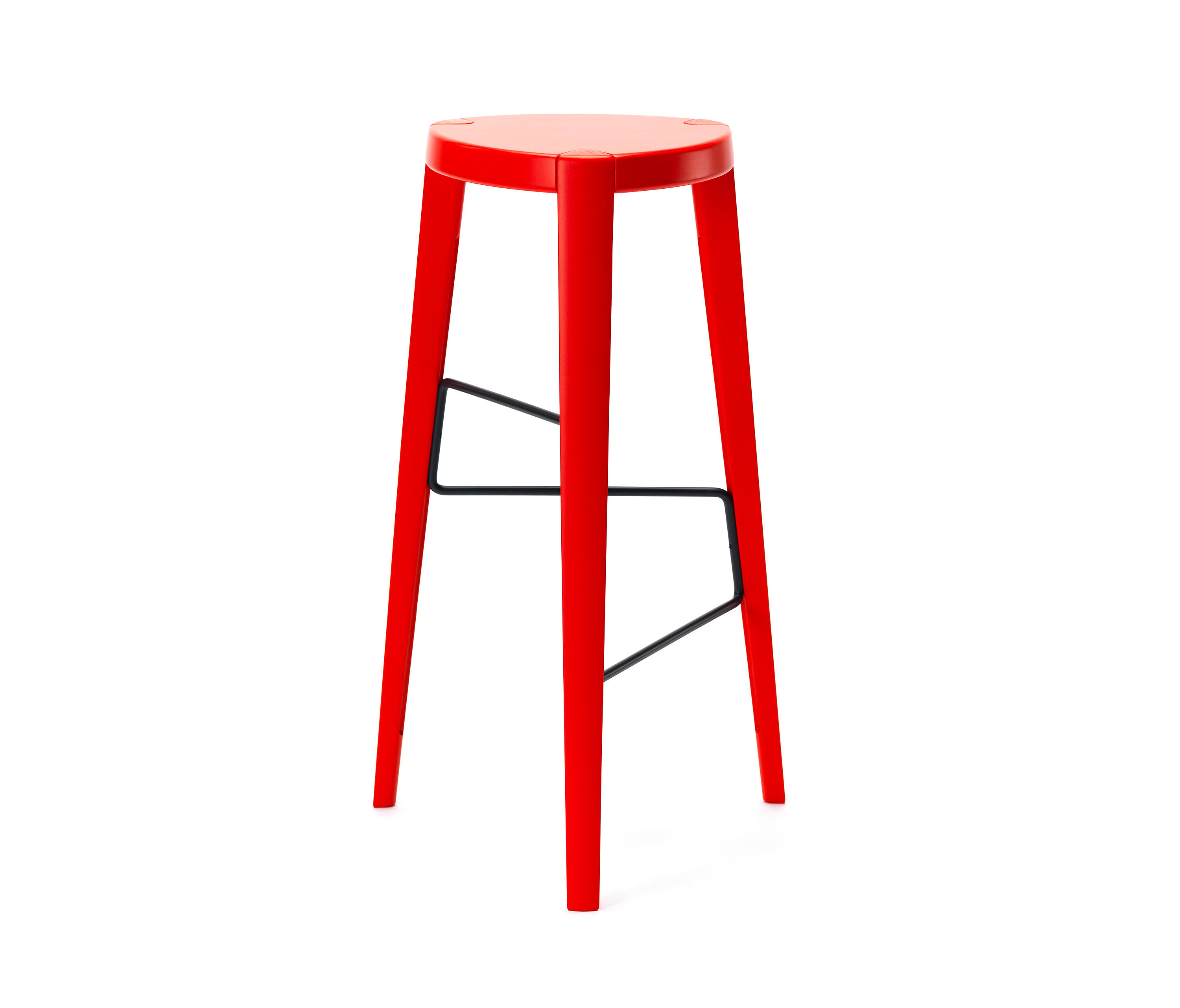 century metal stool red counter height stools mid backs leather bar contemporary full with shop of size