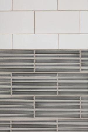 WALL RELIEF GLAZED CERAMIC TILE - Ceramic tiles from Pratt & Larson ...
