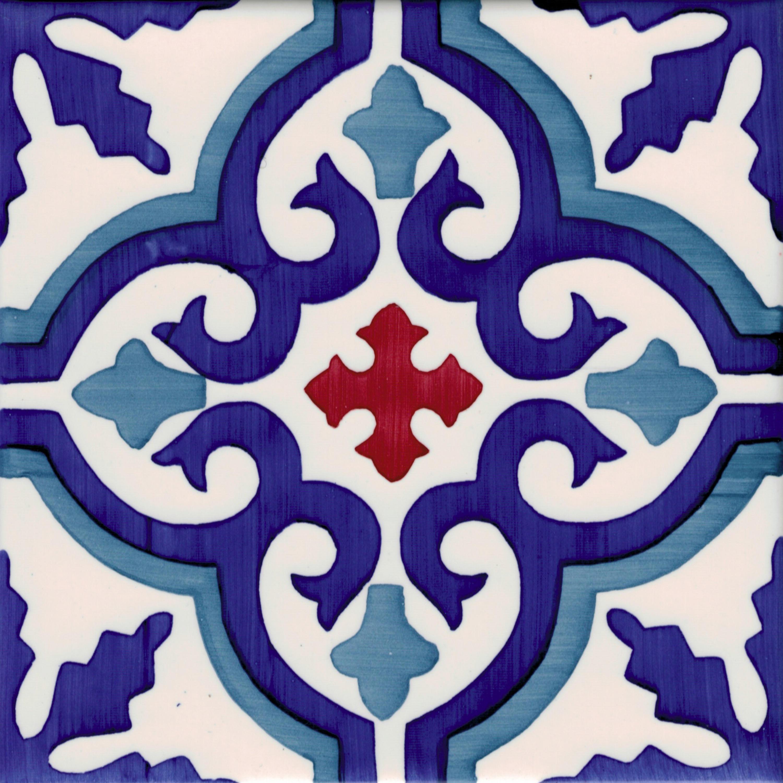 Lr po essaouira blu crepuscolo carminio piastrelle ceramica la riggiola architonic - La riggiola piastrelle ...