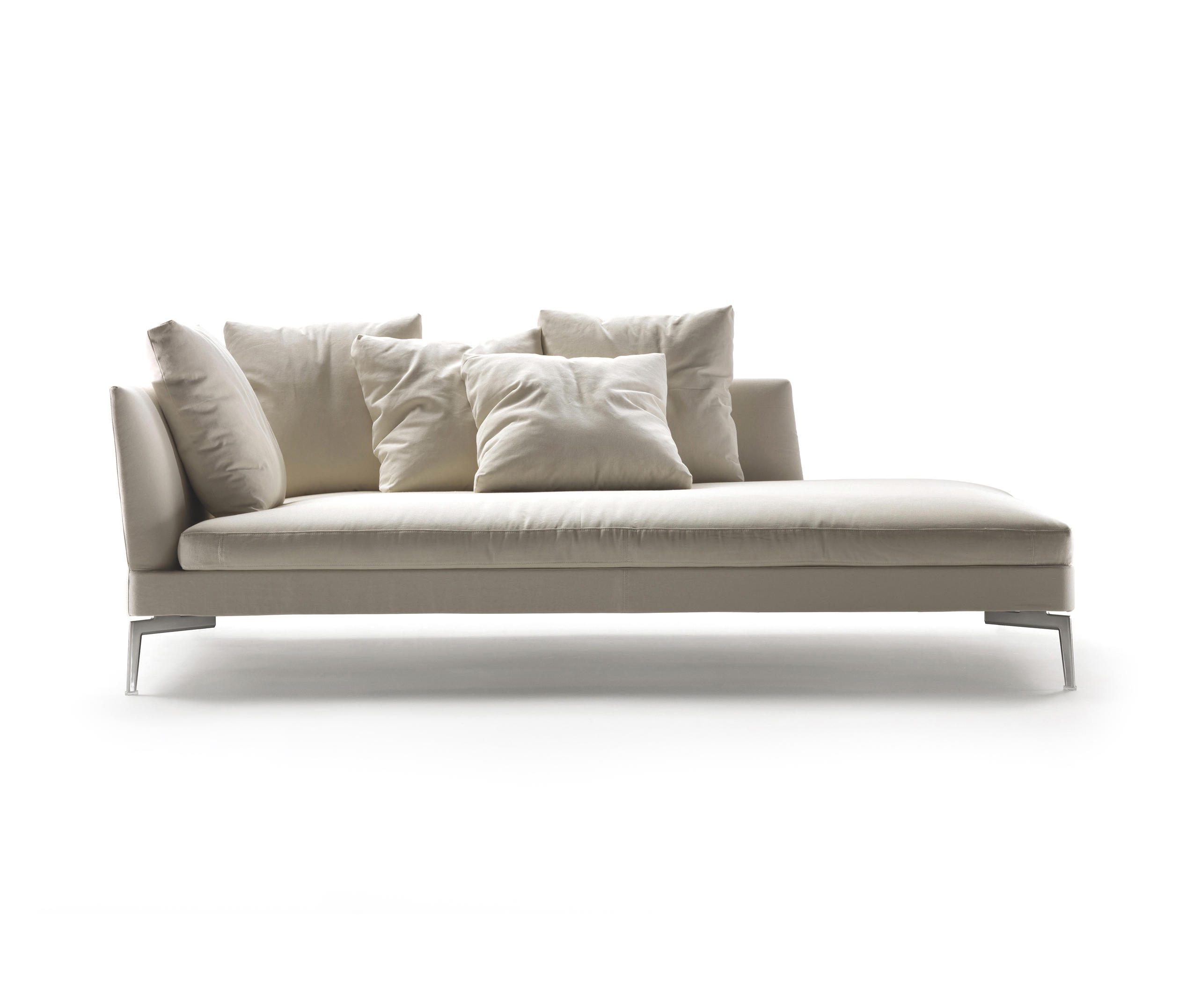 feel good large dormeuse recami ren von flexform. Black Bedroom Furniture Sets. Home Design Ideas