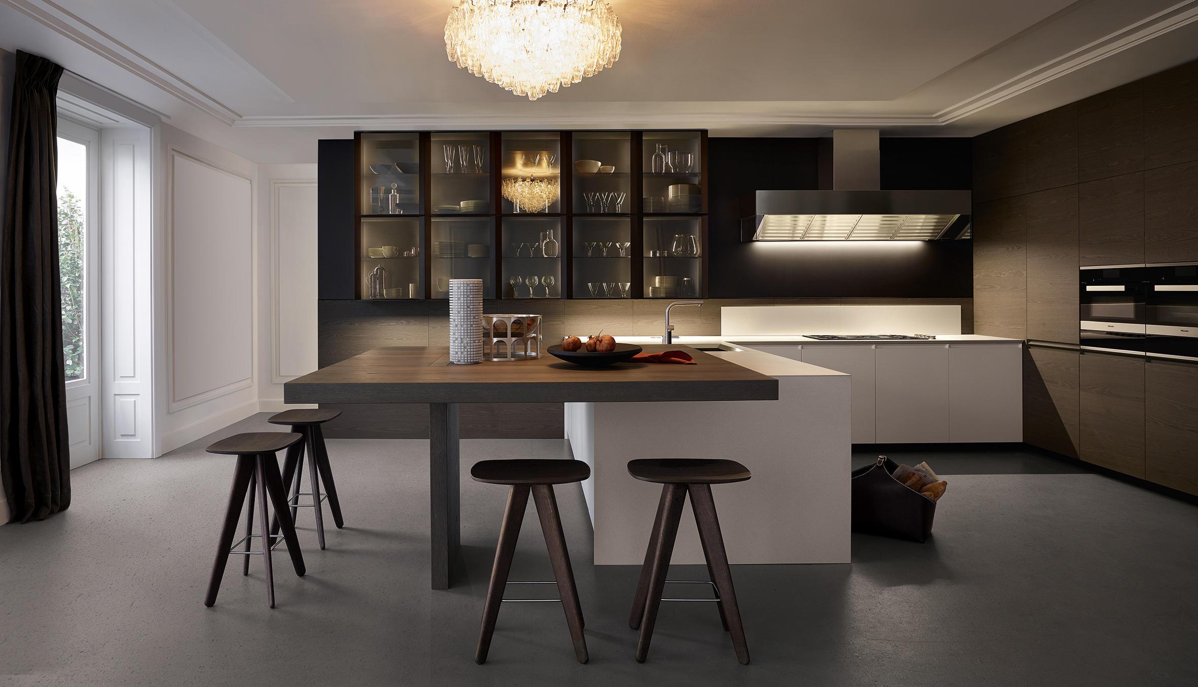 Trail cucine a parete poliform architonic - Cucine a parete ...