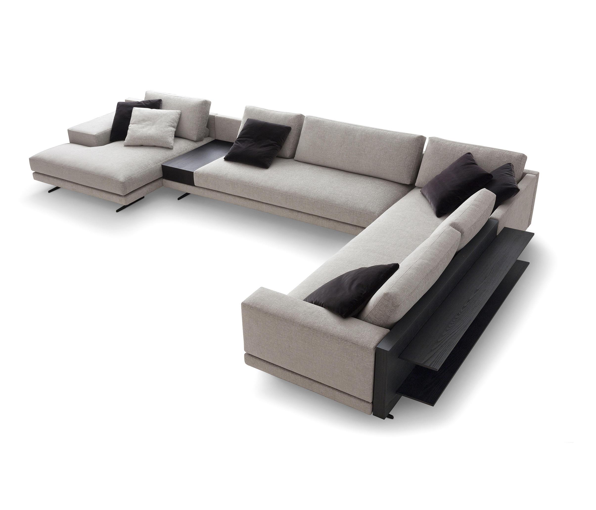 Poliform: MONDRIAN SEATING SYSTEM - Sofas From Poliform
