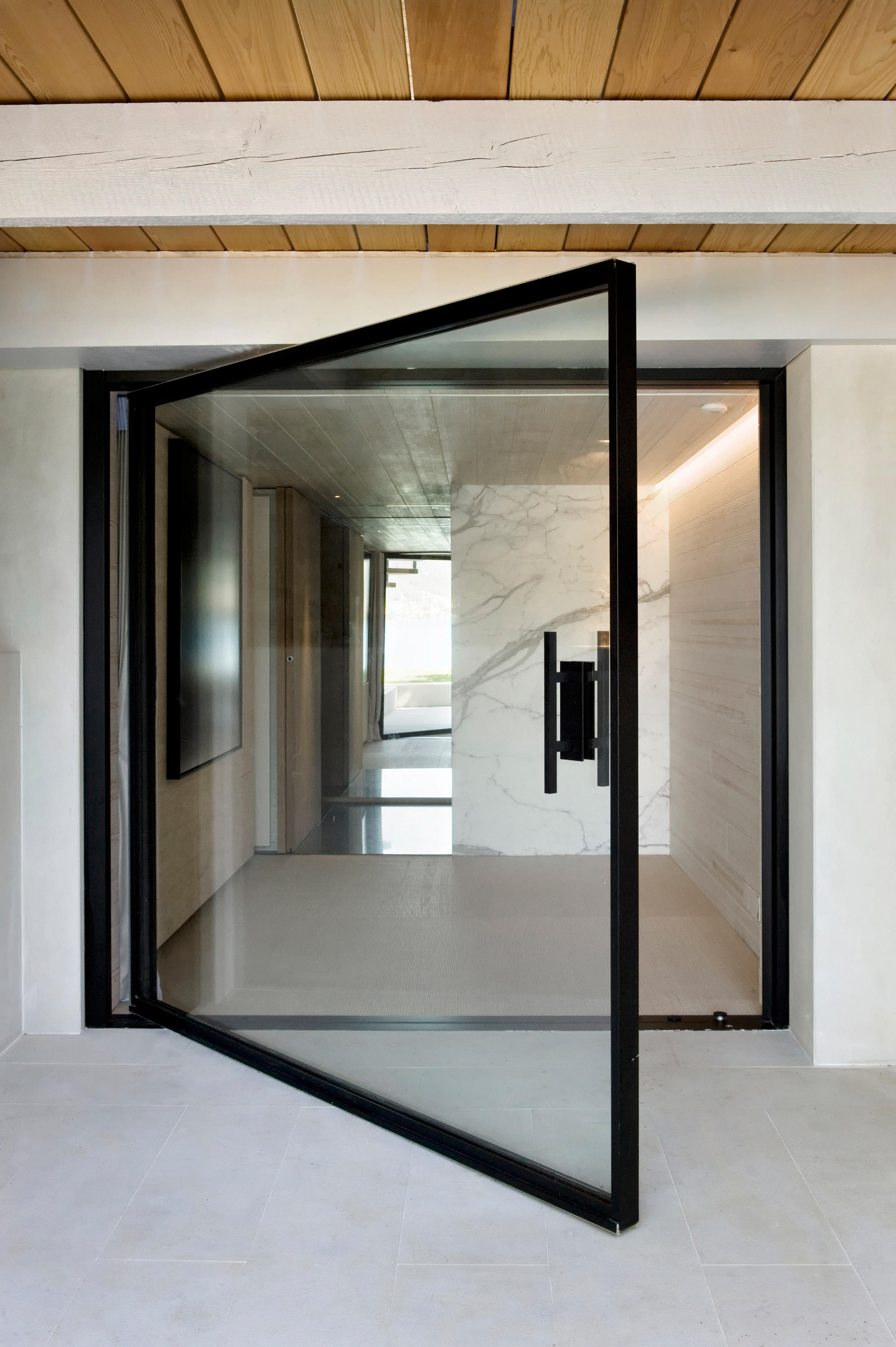 th pivoting french doors from vitrocsa architonic. Black Bedroom Furniture Sets. Home Design Ideas