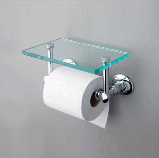 Eavon Toilet Tissue Holder By Ginger Paper Roll Holders