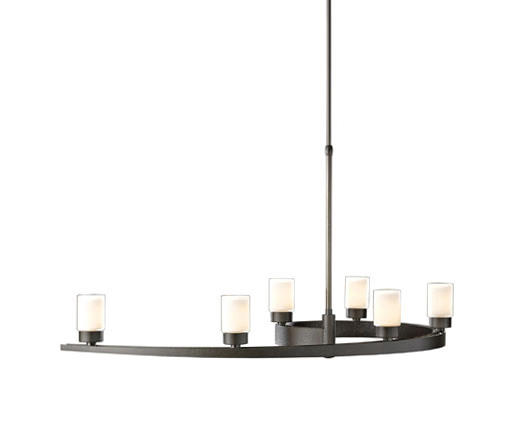 eddy pendant suspended lights from hubbardton forge architonic