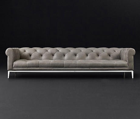 italia chesterfield leather sofa lounge sofas from rh contract architonic. Black Bedroom Furniture Sets. Home Design Ideas