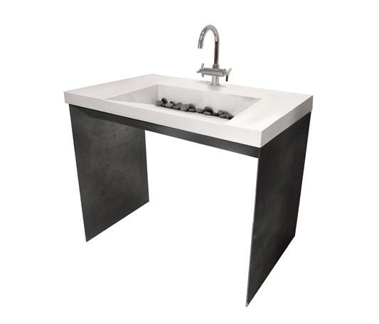 Contempo 40 Concrete Sink Architonic