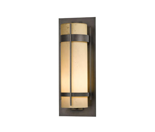 large outdoor wall lights oil rubbed bronze banded extra large outdoor sconce by hubbardton forge wall lights banded extra large outdoor sconce from