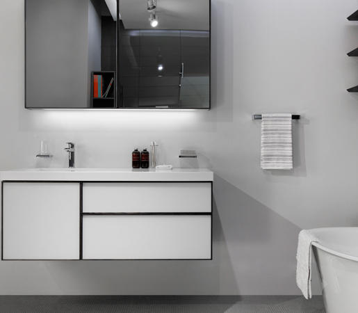 Frame Collection Vanity Units From Wetstyle Architonic