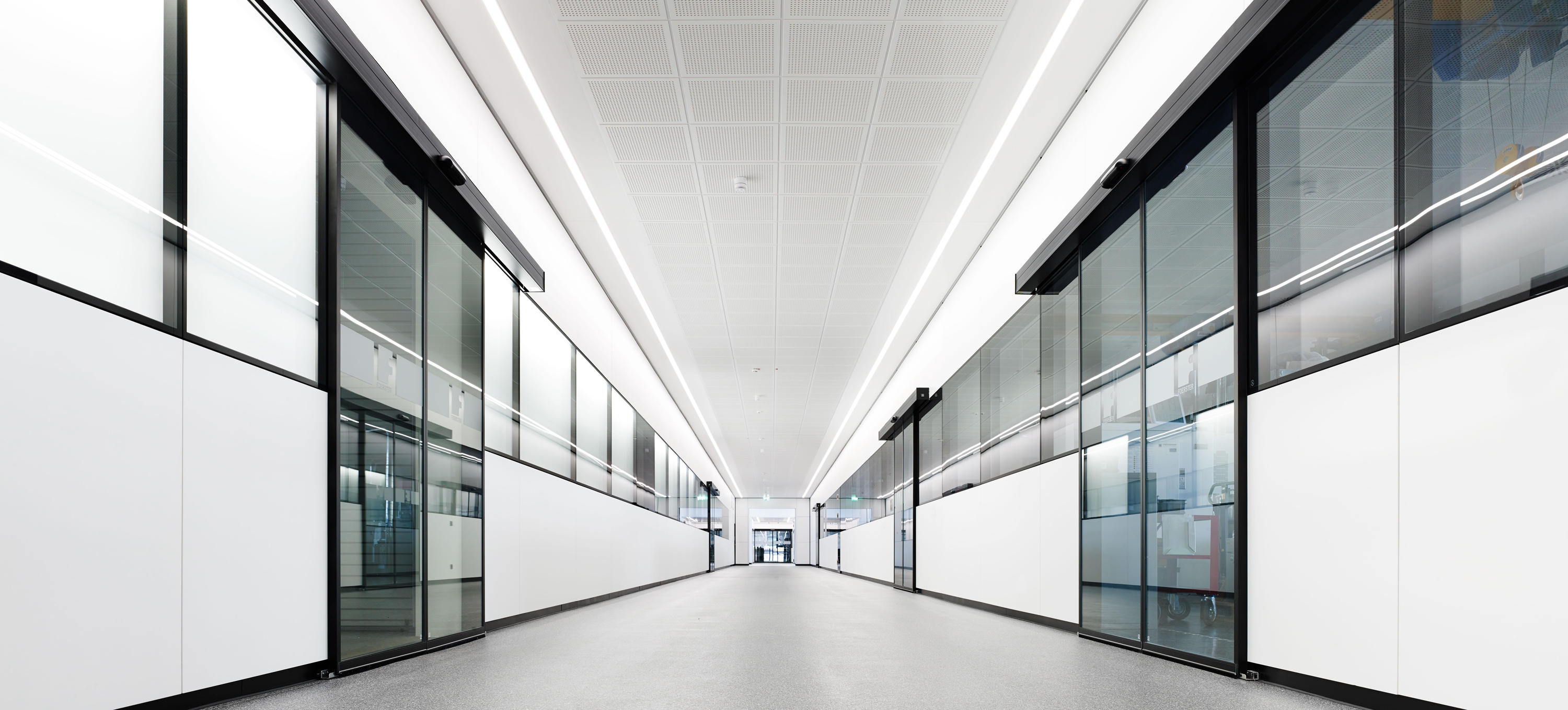 Structural Glazing By INTEK | Sound Absorbing Architectural Systems ...