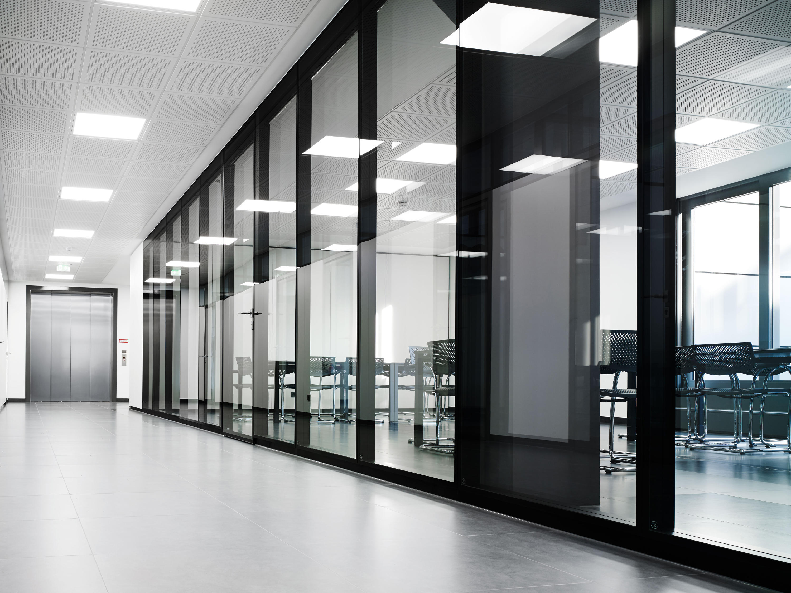 STRUCTURAL GLAZING - Sound absorbing architectural systems ...